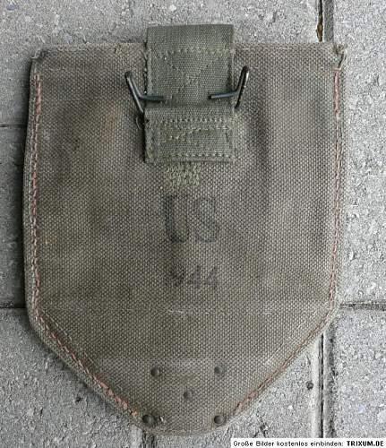 US entr. tool cover 1944 - original?