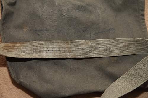 ID Iraqi bag
