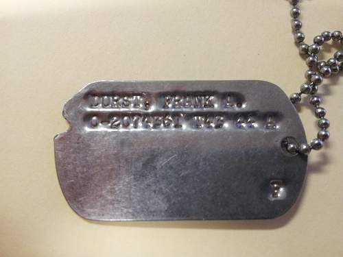 US dog tag set - how to research??