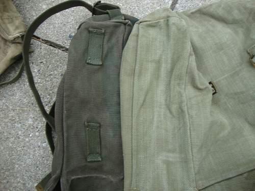 British bags