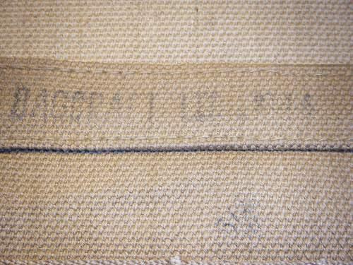 Click image for larger version.  Name:Shell Dressings haversack shoulder strap.jpg Views:169 Size:256.7 KB ID:73998