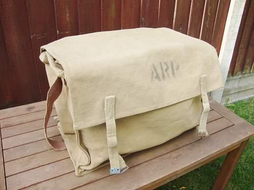 Large ARP bag