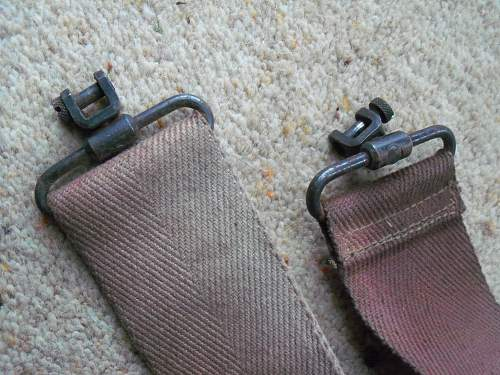 webbing weapon sling or strap