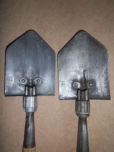 US Shovels