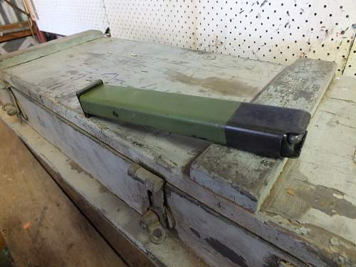 Owen Machine Carbine Chest mk1