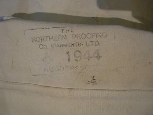 British White Weapons Sleeve.... what, who and where?