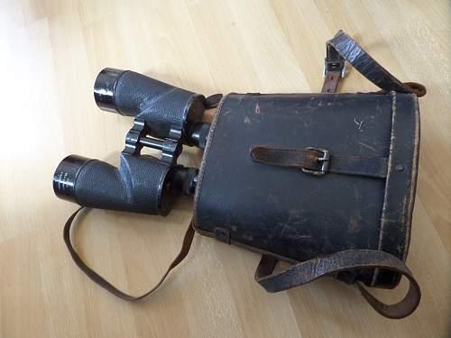Canadian made Royal Navy 7x50 binoculars
