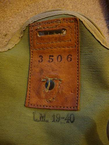 is this a gas mask bag?