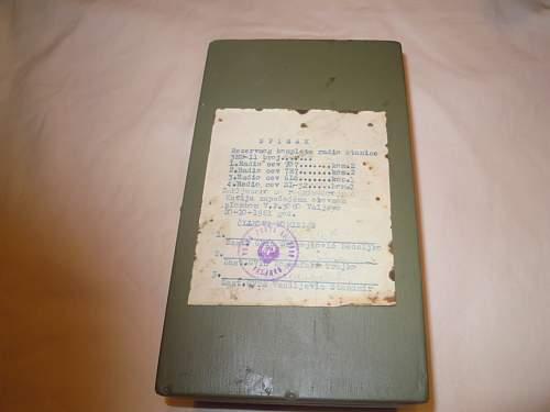 British  SOE spy set B2Mk3