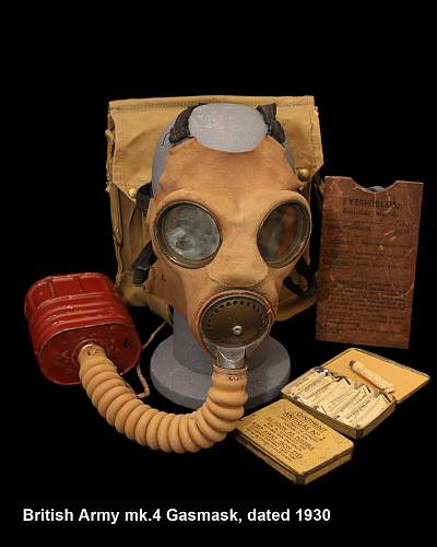 Is this a MKIV or MKV gas mask or something else?