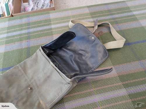 What was this bag used for?