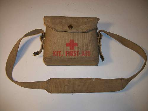 Canadian First Aid Pack