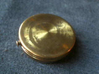 WW1 or WW2 Pocket Compass?