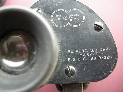 U.S. Navy Binoculars