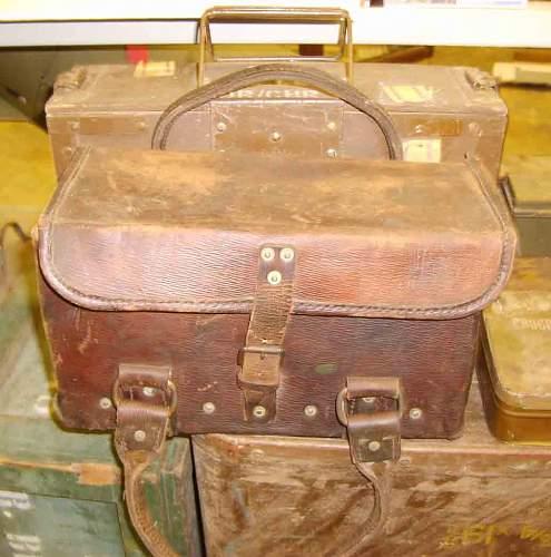 British leather case- purpose?