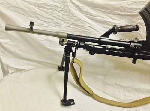 Bren Mk1* 1944 RSAF Enfield