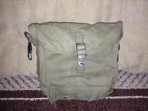 WW2 medic bag, real or fake?