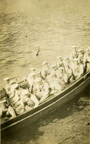 Webbing & Royal Navy Landing Parties