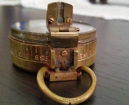 British Mk III compass: real or not?
