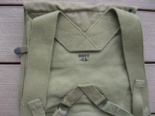 Original M-1928 Haversack BOYT 1943?
