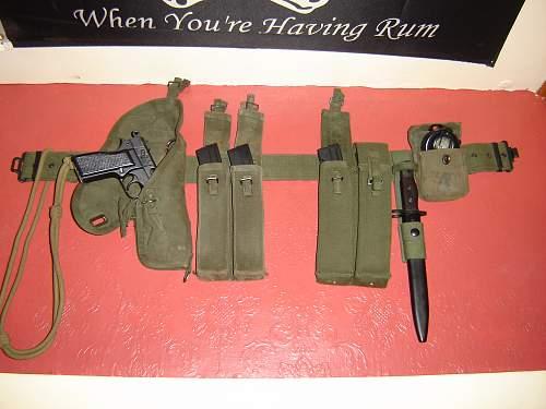 58 pat belt kit