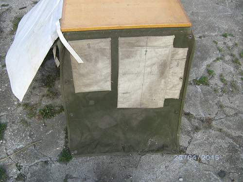 WW 2   table ?