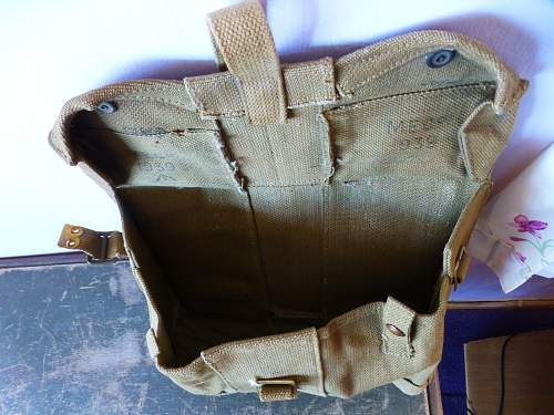 Officers side pack made from pouches opinions sought