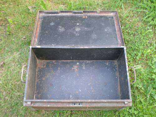 Military container 1939
