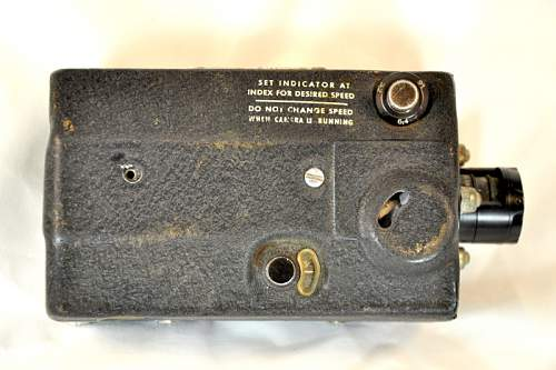 Gun Cameras; US Navy & US Army Air Forces