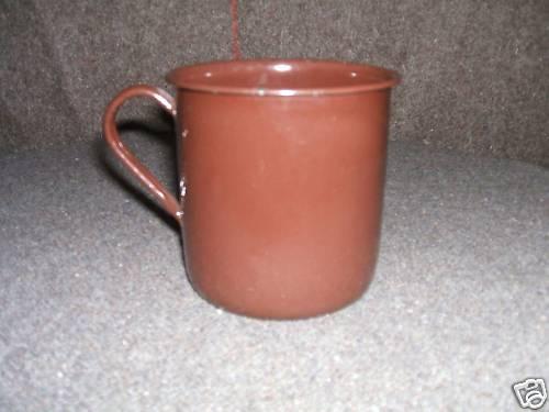 British Enamel Mug  1943 ?