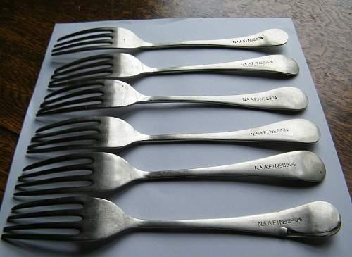 NAAFI items