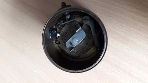 bomb timer? no1 mkI 12d/660