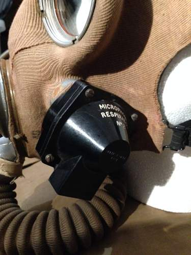 Gas mask Special T Mic or Not