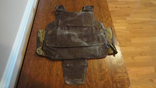 Old School Body Armor