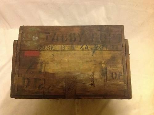 Tabby Equipment Box