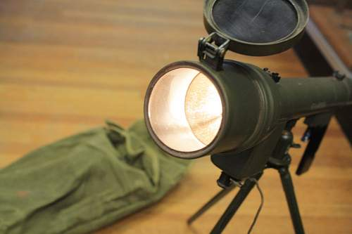 US Army M-227 Signal Lamp