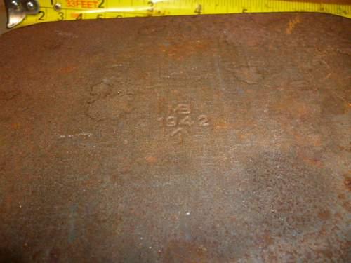 Need Help Identifying Birmingham 1942 tin...
