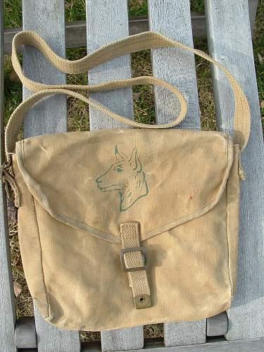 WWII British Bag?