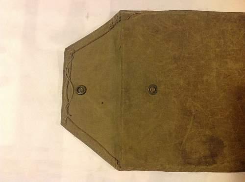 Unidentified wallet
