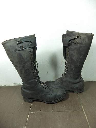 WW1 GB or US Boots ?