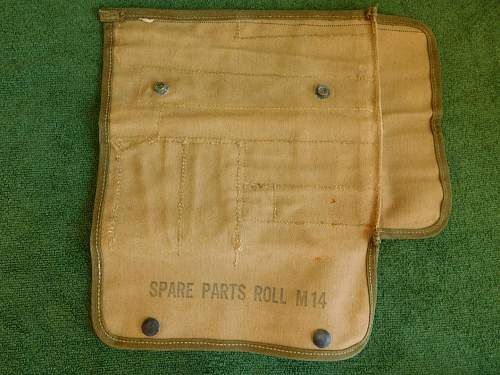 Spare Parts Roll M14