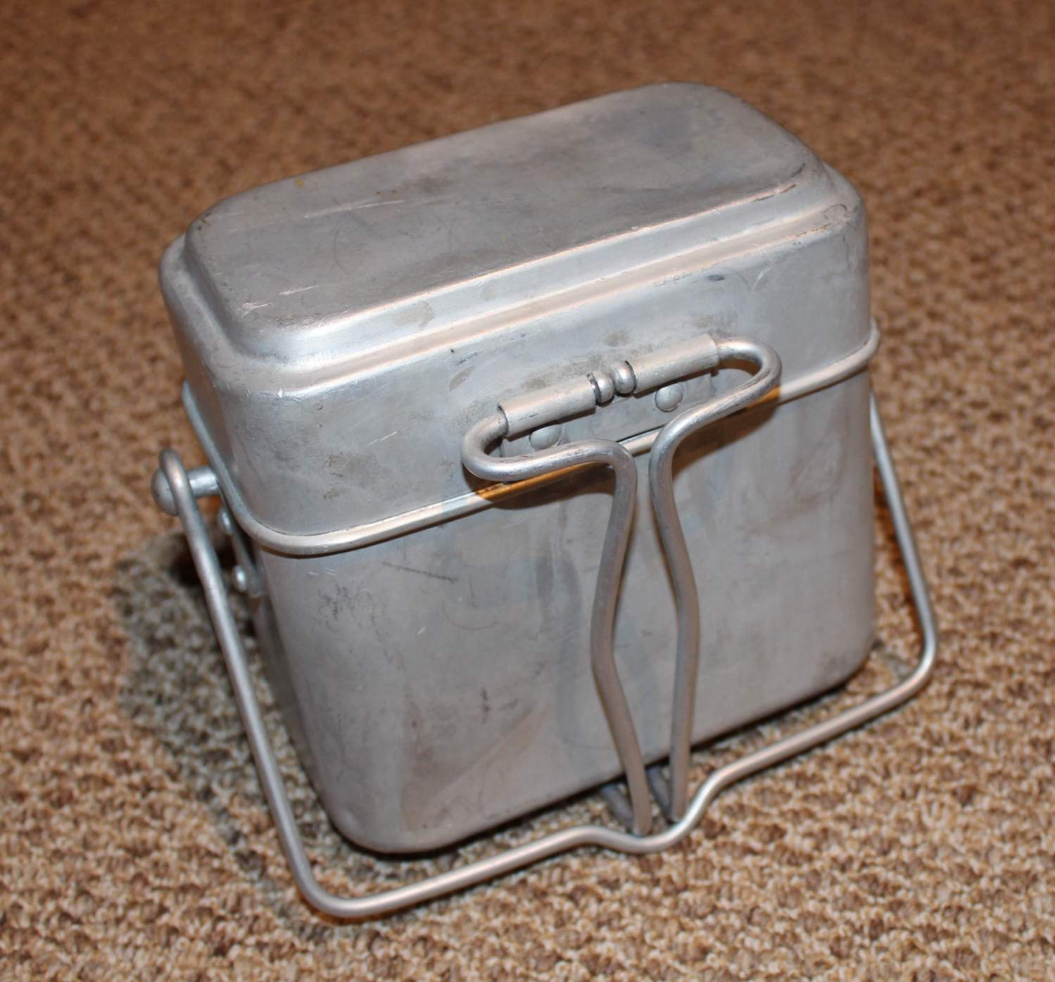 Question French M35 Mess kit