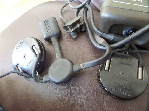 Fea market US type cex 10172 radio
