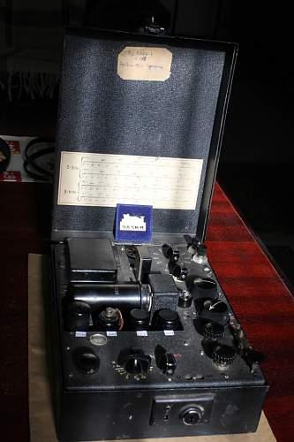 Polish spy radio
