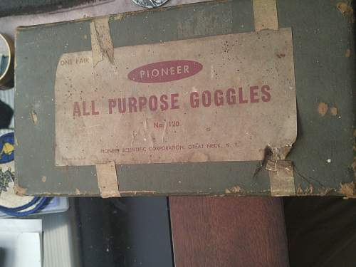 pioneer all purpose goggles