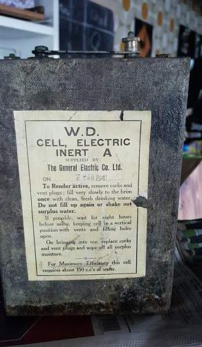 Is this a field battery?