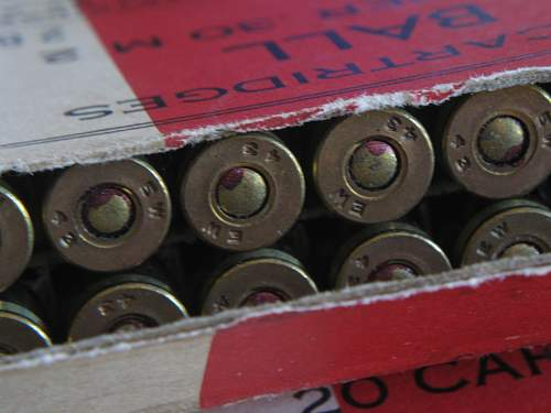 2 boxes of bullets