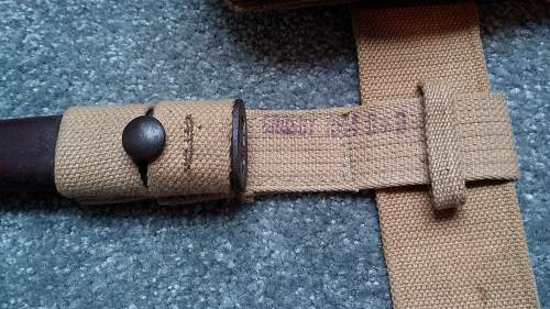 Click image for larger version.  Name:34 Webbing Frog made by Grosby in 1944.jpg Views:11 Size:359.3 KB ID:969946