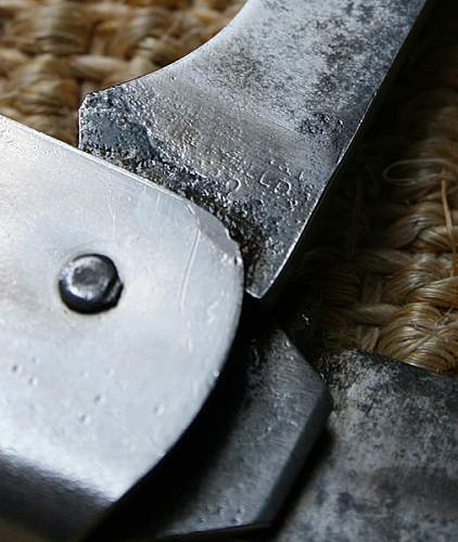 1940 Staybrite Ibberson Service knife