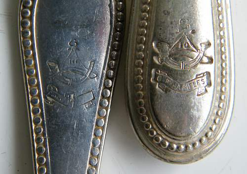 Cutlery Knives of the British Empire